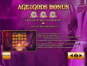 бонус игра Age of the Gods